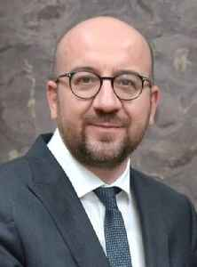 Charles Michel: Belgian politician, former Prime Minister of Belgium, President of the European Council