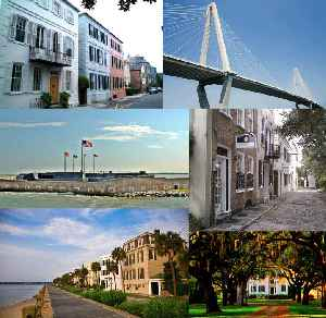 Charleston, South Carolina: City in the United States