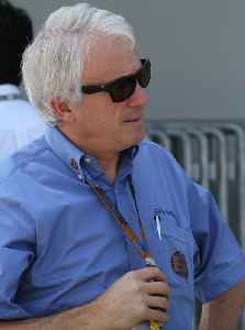 Charlie Whiting: Formula One race director