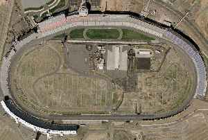 Charlotte Motor Speedway: Motorsport track in North Carolina, USA