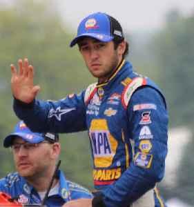 Chase Elliott: American stock car racing driver