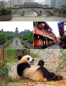 Chengdu: Prefecture-level & Sub-provincial city in Sichuan, People's Republic of China