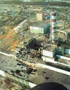 Chernobyl disaster: 1986 nuclear accident
