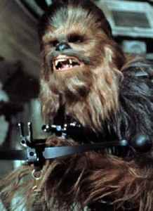 Chewbacca: Fictional character in the Star Wars franchise