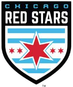 Chicago Red Stars: Soccer team and National Women's Soccer League franchise in Chicago, Illinois, USA