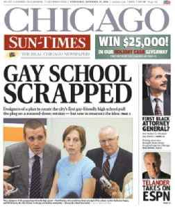 Chicago Sun-Times: Newspaper