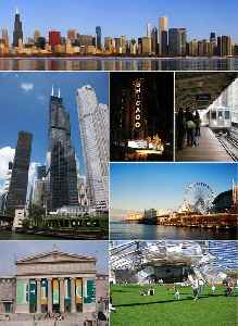 Chicago: City in Illinois, United States