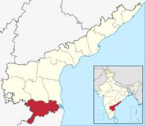 Chittoor district: District in Andhra Pradesh, India