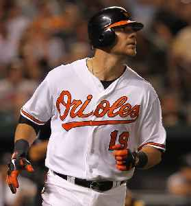 Chris Davis (baseball): American baseball player