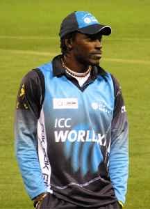Chris Gayle: Jamaican cricketer