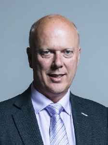 Chris Grayling: British Conservative politician