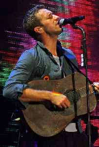 Chris Martin: British pop-rock artist