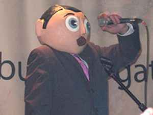 Chris Sievey: English musician and comedian