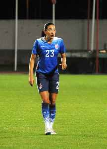 Christen Press: American professional soccer player