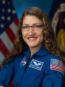 Christina Koch: American astronaut