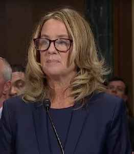 Christine Blasey Ford: American professor of psychology