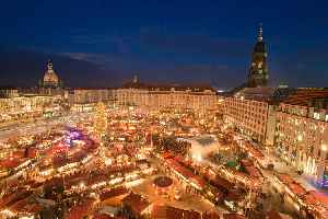 Christmas market: Street market associated with the celebration of Christmas