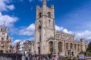 Church of St Mary the Great, Cambridge: Church in Cambridge, United Kingdom