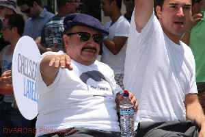 Chuy Bravo: Mexican-American comedian and actor