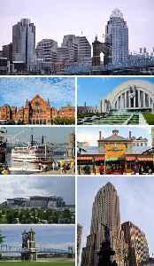 Cincinnati: City in Ohio