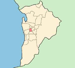 City of Adelaide: Local government area in South Australia