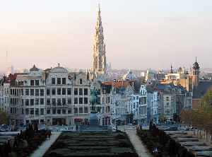 City of Brussels: Municipality in Belgium