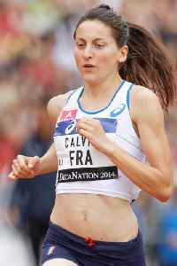 Clémence Calvin: French distance runner