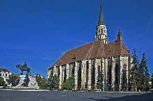 Cluj-Napoca: City in Cluj County, Romania