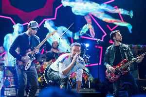 Coldplay: British rock band