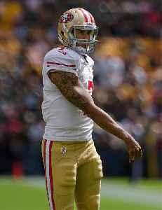 Colin Kaepernick: American football quarterback