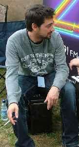 Colin Murray: British broadcaster