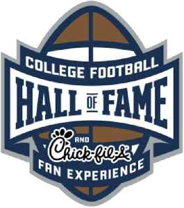 College Football Hall of Fame: College sports hall of fame in Atlanta, Georgia