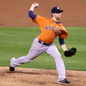Collin McHugh: American professional baseball pitcher