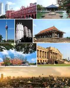 Colombo: Commercial Capital in Western Province, Sri Lanka