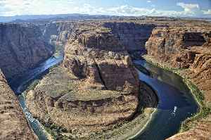 Colorado River: Major river in the western United States and Mexico