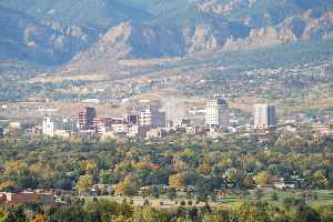 Colorado Springs, Colorado: Home rule municipality in Colorado, United States