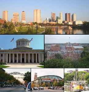 Columbus, Ohio: Capital city of Ohio, United States of America