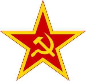 Communist party: Political party that promotes communist philosophy and values