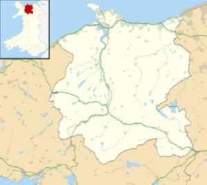 Conwy County Borough: Unitary authority area