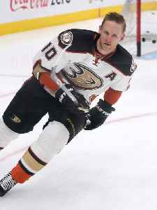Corey Perry: Canadian ice hockey player
