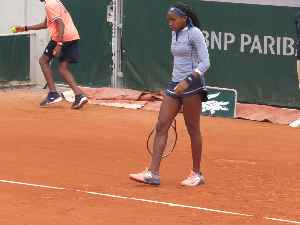 Coco Gauff: American tennis player
