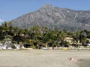 Costa del Sol Occidental: Comarca in Andalusia, Spain