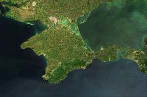 Crimea: Peninsula in the Black Sea