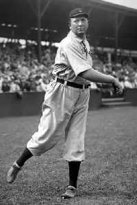 Cy Young: American baseball player