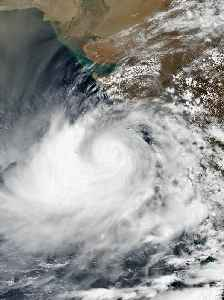 Cyclone Vayu: North Indian Ocean cyclone in 2019