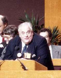 Cyril Smith: English politician