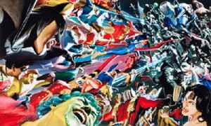 DC Universe: Shared universe of the comic stories published by DC Comics