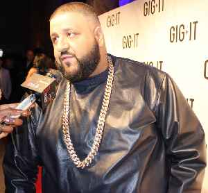 DJ Khaled: American DJ, record producer, radio personality, and record executive from Florida