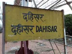 Dahisar railway station: