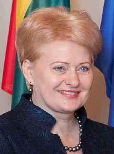 Dalia Grybauskaitė: President of Lithuania